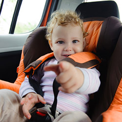 When Should Your Child Turn Forward Facing in a Car Seat?
